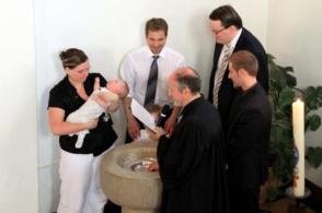 Evangelisch Taufe