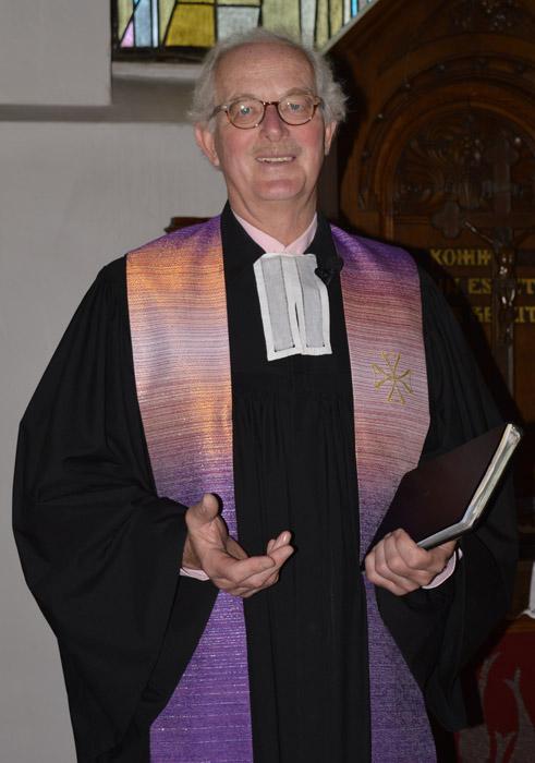 Pfarrer Holger Papies